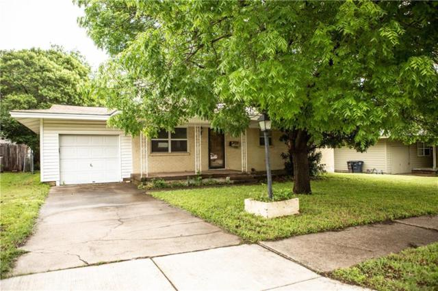 3701 Cork Place, Fort Worth, TX 76116 (MLS #14083708) :: The Hornburg Real Estate Group