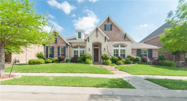 2012 Brandiles Drive, Lewisville, TX 75056 (MLS #14083854) :: The Hornburg Real Estate Group