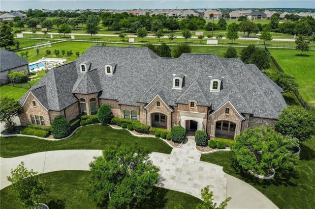 2901 Vista View Lane, Prosper, TX 75078 (MLS #14083866) :: The Mitchell Group