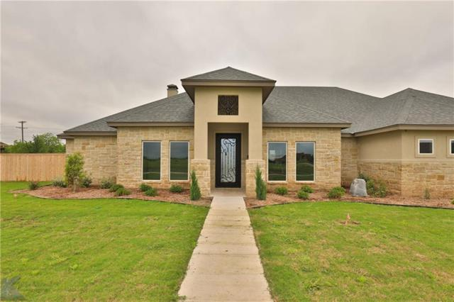 201 Contera Court, Abilene, TX 79602 (MLS #14083890) :: The Chad Smith Team