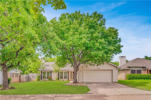 1110 Strawn Court, Flower Mound, TX 75028 (MLS #14083987) :: Real Estate By Design