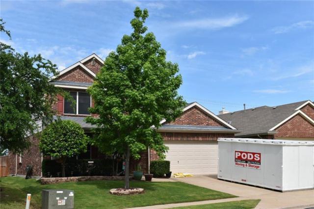 716 Meandering Trail, Little Elm, TX 75068 (MLS #14084018) :: The Hornburg Real Estate Group