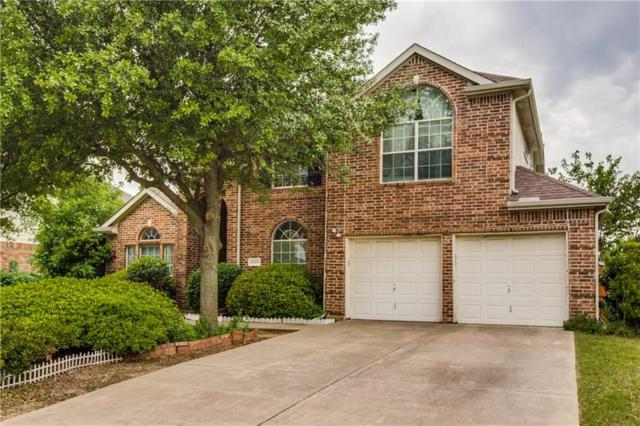 1109 Hyannis Street, Plano, TX 75094 (MLS #14084023) :: The Heyl Group at Keller Williams
