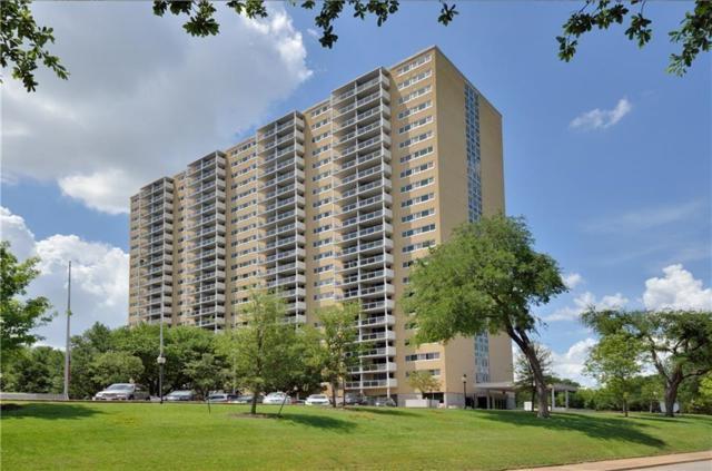 3883 Turtle Creek Boulevard #617, Dallas, TX 75219 (MLS #14084137) :: Van Poole Properties Group