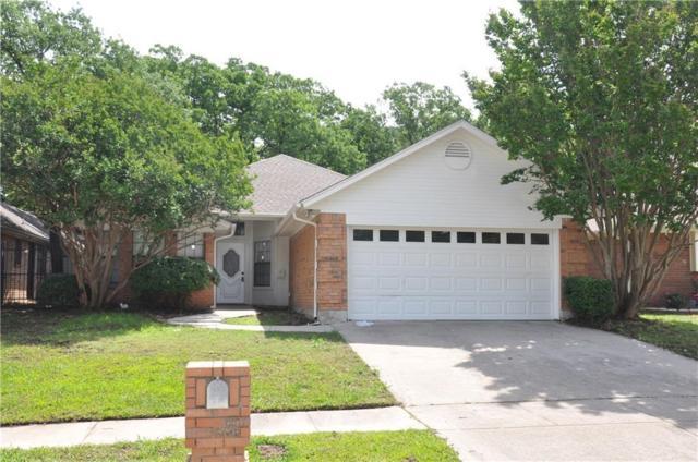 4911 Kesler Drive, Arlington, TX 76017 (MLS #14084152) :: The Hornburg Real Estate Group