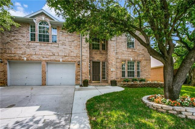 3804 Oak Park Drive, Flower Mound, TX 75028 (MLS #14084171) :: Baldree Home Team