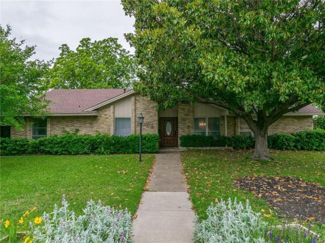 2521 Canterbury Court, Carrollton, TX 75006 (MLS #14084176) :: NewHomePrograms.com LLC