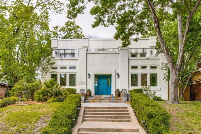 5909 Goliad Avenue, Dallas, TX 75206 (MLS #14084195) :: The Heyl Group at Keller Williams