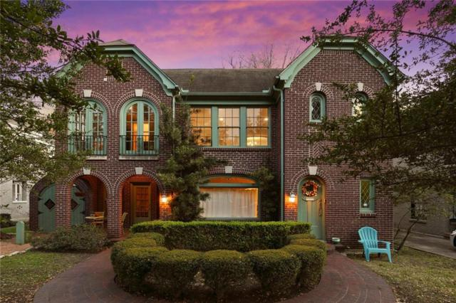 4018 Prescott Avenue, Dallas, TX 75219 (MLS #14084204) :: Team Hodnett