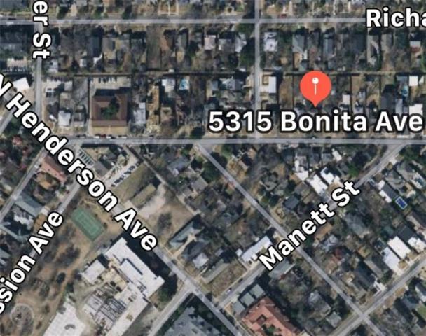 5315 Bonita Avenue, Dallas, TX 75206 (MLS #14084248) :: Robbins Real Estate Group