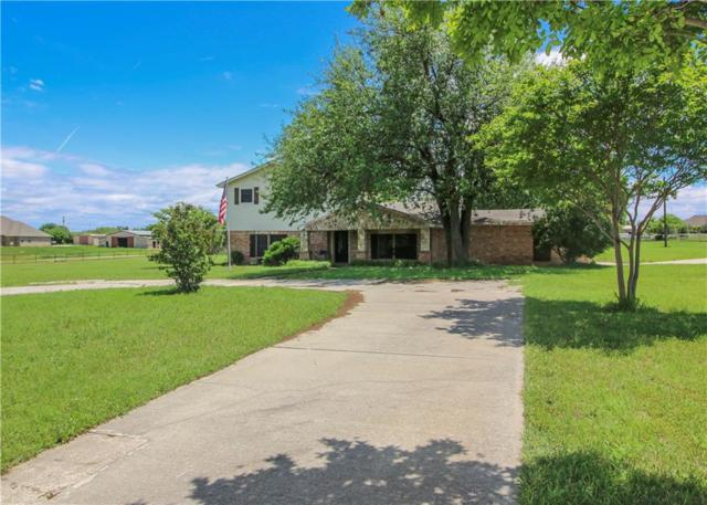 204 Blue Mound Road E, Haslet, TX 76052 (MLS #14084280) :: The Heyl Group at Keller Williams