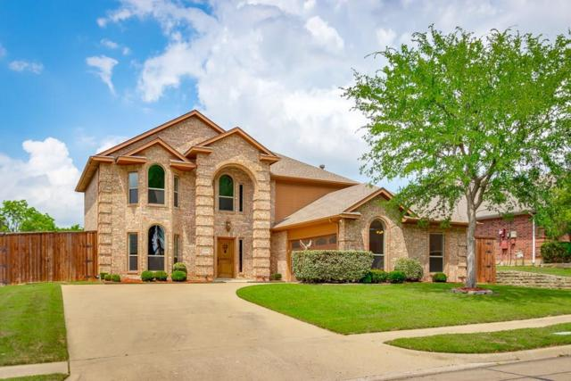 2809 Suzanne Drive, Rowlett, TX 75088 (MLS #14084350) :: Baldree Home Team