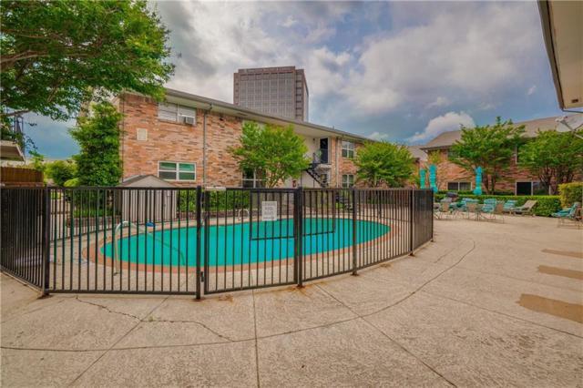 8075 Meadow Road #120, Dallas, TX 75231 (MLS #14084388) :: Van Poole Properties Group