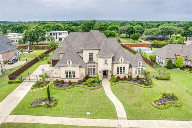 4904 Rockrimmon Court, Colleyville, TX 76034 (MLS #14084418) :: The Real Estate Station