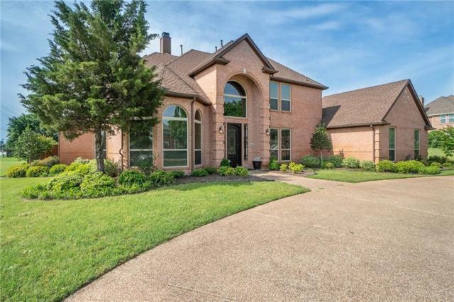 101 Chapel Hill Drive, Double Oak, TX 75077 (MLS #14084436) :: Baldree Home Team