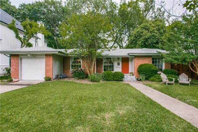 3820 Frontier Lane, Dallas, TX 75214 (MLS #14084467) :: Robbins Real Estate Group