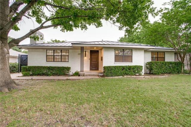 6811 Walnut Hill Lane, Dallas, TX 75230 (MLS #14084562) :: Robbins Real Estate Group