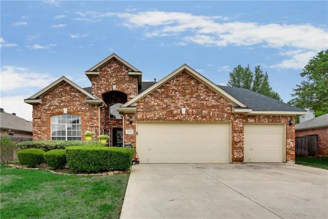 3412 Heathcliff Drive, Mansfield, TX 76063 (MLS #14084618) :: Baldree Home Team