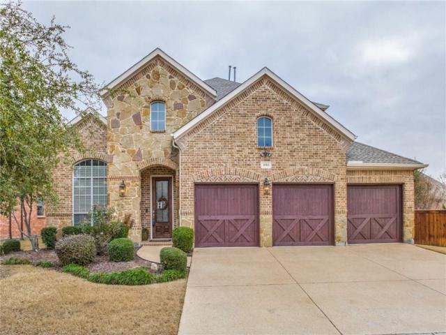 1018 Dayton Drive, Lantana, TX 76226 (MLS #14084641) :: The Real Estate Station