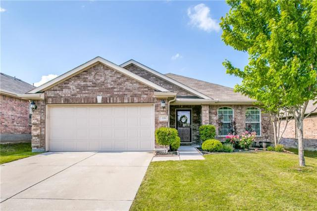 221 Creekwood Drive, Princeton, TX 75407 (MLS #14084689) :: Baldree Home Team