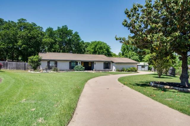 124 Cliffside Drive S, Burleson, TX 76028 (MLS #14084701) :: Team Tiller