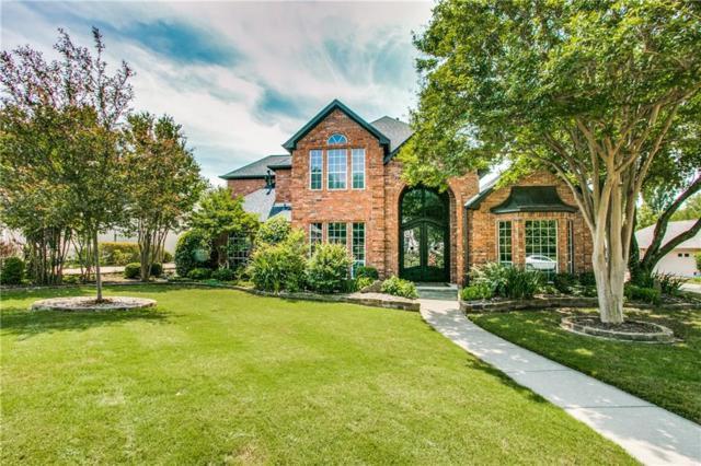 34 Wellington Oaks Circle, Denton, TX 76210 (MLS #14084757) :: The Hornburg Real Estate Group