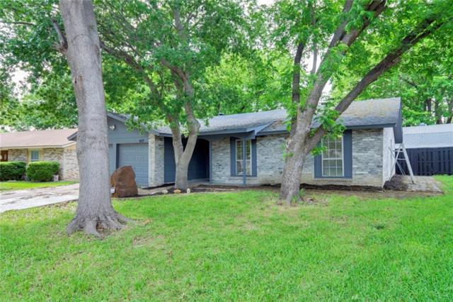 607 Lynnfield Drive, Arlington, TX 76014 (MLS #14084769) :: RE/MAX Town & Country