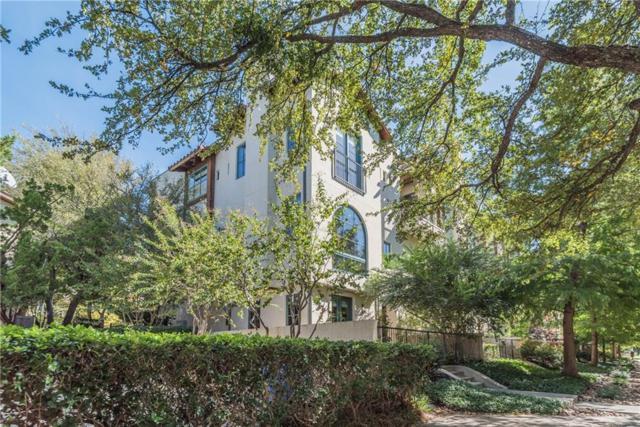 4406 Bowser Avenue #9, Dallas, TX 75219 (MLS #14084772) :: Team Hodnett