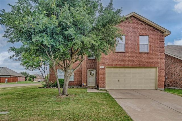 1168 Browntop Street, Crowley, TX 76036 (MLS #14084799) :: Baldree Home Team