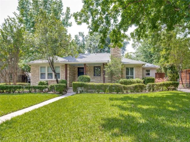 3627 W Biddison Street, Fort Worth, TX 76109 (MLS #14084821) :: Real Estate By Design