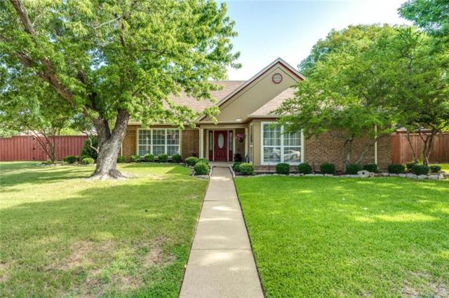 1309 Havencreek Cove, Lewisville, TX 75067 (MLS #14084823) :: Team Hodnett