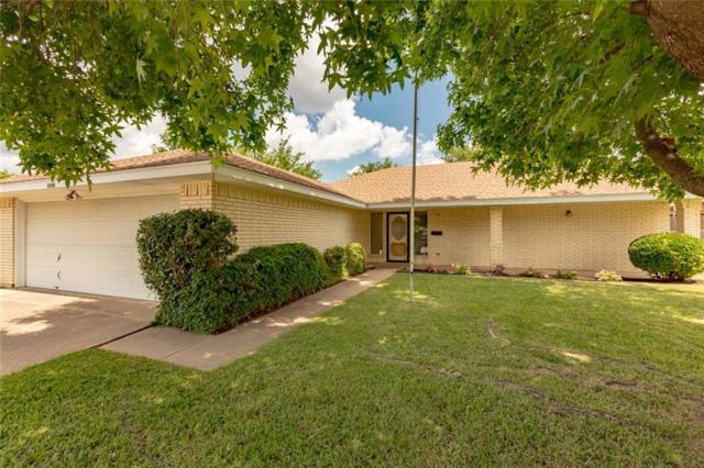 1104 Kay Drive, Weatherford, TX 76086 (MLS #14084905) :: The Heyl Group at Keller Williams