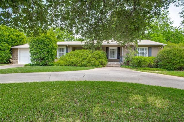 4009 Trail Lake Drive, Fort Worth, TX 76109 (MLS #14084978) :: Real Estate By Design
