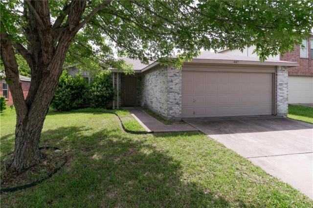 4417 Cedar Crest Drive, Mckinney, TX 75070 (MLS #14085088) :: Roberts Real Estate Group