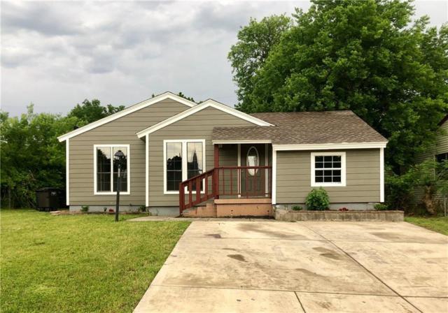 2540 Thannisch Avenue, Fort Worth, TX 76105 (MLS #14085128) :: The Heyl Group at Keller Williams