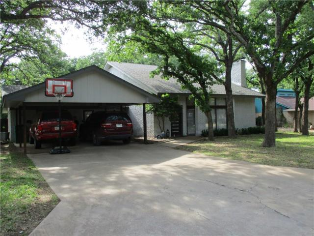 409 Briarwood Drive, Eastland, TX 76448 (MLS #14085138) :: The Tierny Jordan Network