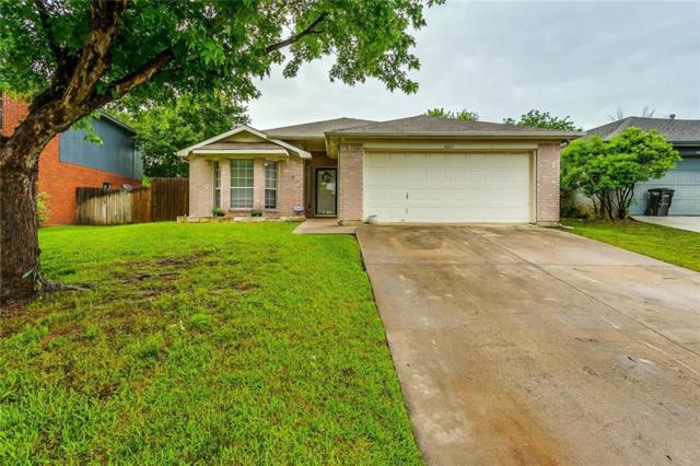 4213 Broken Arrow Road, Fort Worth, TX 76137 (MLS #14085185) :: The Hornburg Real Estate Group