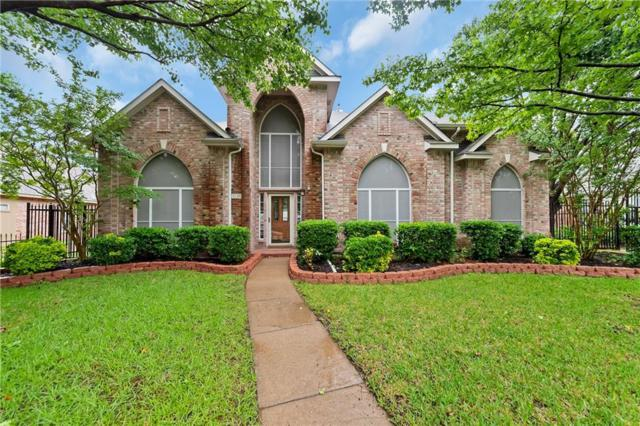 9205 Briarcrest Drive, Rowlett, TX 75089 (MLS #14085260) :: The Heyl Group at Keller Williams