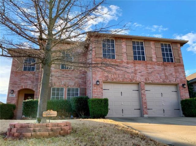 3708 Diamond Ranch Road, Fort Worth, TX 76262 (MLS #14085301) :: Baldree Home Team