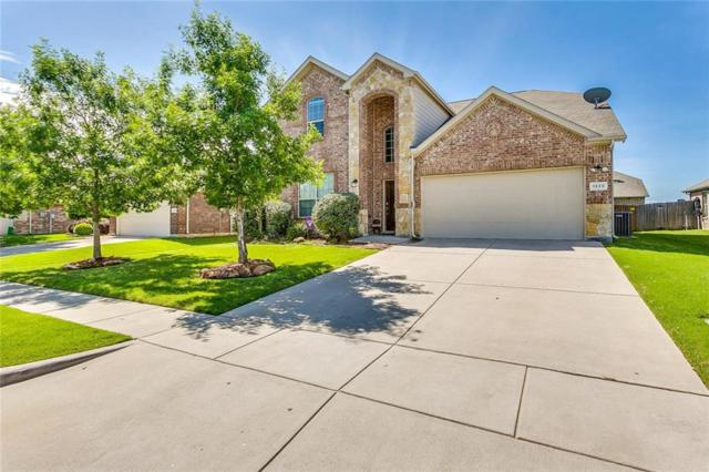 1333 Shelley Drive, Burleson, TX 76028 (MLS #14085369) :: The Mitchell Group