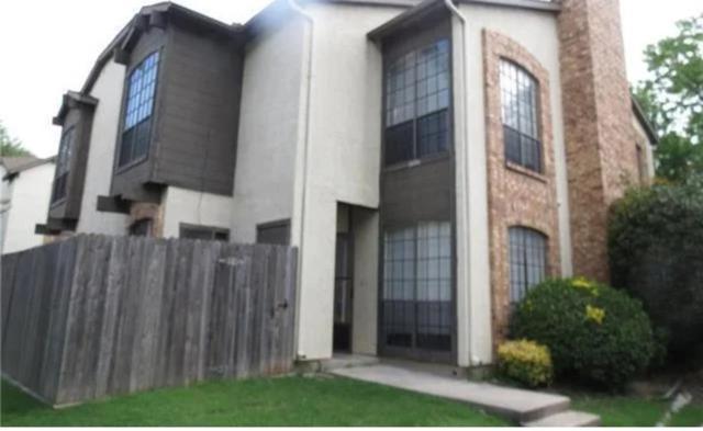 611 Oriole Boulevard #1404, Duncanville, TX 75116 (MLS #14085378) :: Century 21 Judge Fite Company
