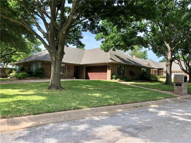 100 Mustang, Graham, TX 76450 (MLS #14085419) :: The Hornburg Real Estate Group