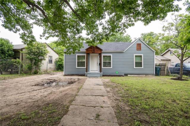 2814 Fernwood Avenue, Dallas, TX 75216 (MLS #14085422) :: Baldree Home Team