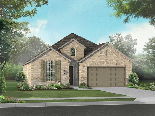 1609 Canter Court, Aubrey, TX 76227 (MLS #14085429) :: Real Estate By Design