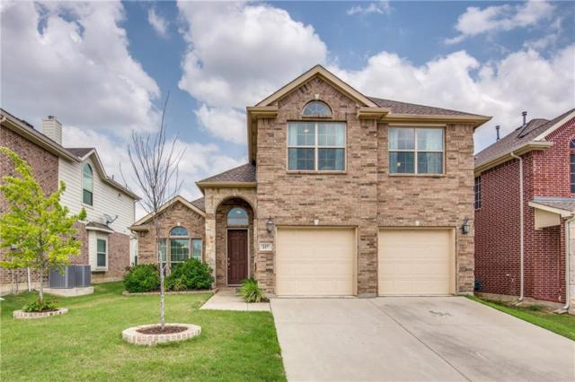217 Cavanal Hill Drive, Little Elm, TX 75068 (MLS #14085549) :: Baldree Home Team