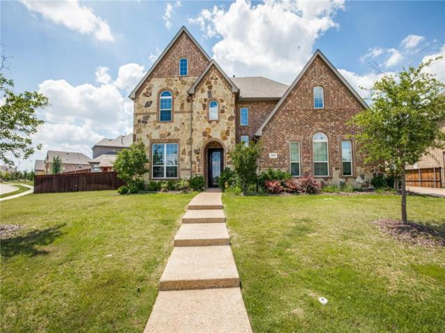 2832 Mona Vale Road, Trophy Club, TX 76262 (MLS #14085573) :: The Hornburg Real Estate Group