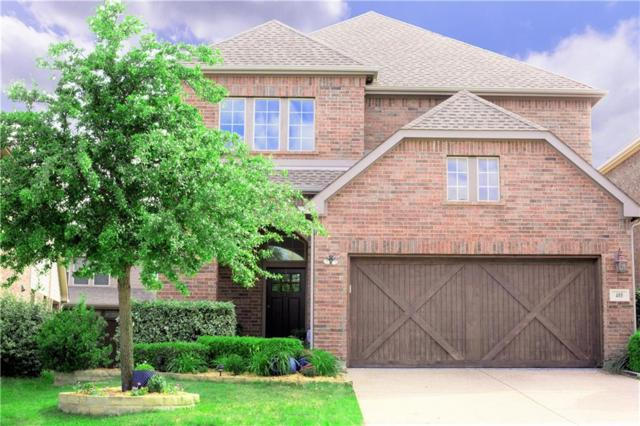 408 Chester Drive, Lewisville, TX 75056 (MLS #14085578) :: The Hornburg Real Estate Group