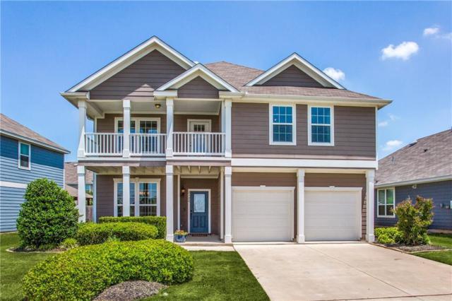 2320 Bray Village Drive, Denton, TX 76207 (MLS #14085583) :: Real Estate By Design