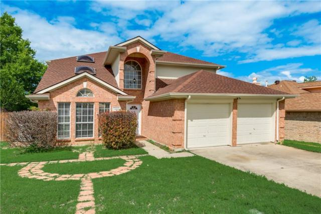 1408 Belaire Drive, Mckinney, TX 75069 (MLS #14085599) :: The Chad Smith Team