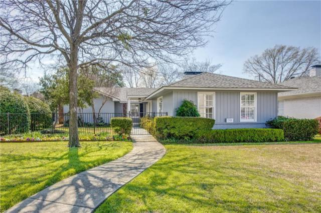 7524 Villanova Street, Dallas, TX 75225 (MLS #14085659) :: NewHomePrograms.com LLC